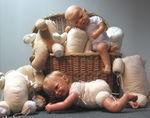 Körperhüllen für Reborn-Babies